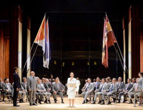 Tancredi de Gioachino Rossini Opera at Théâtre des Champs-Elysées
