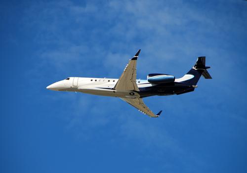 Learjet-45