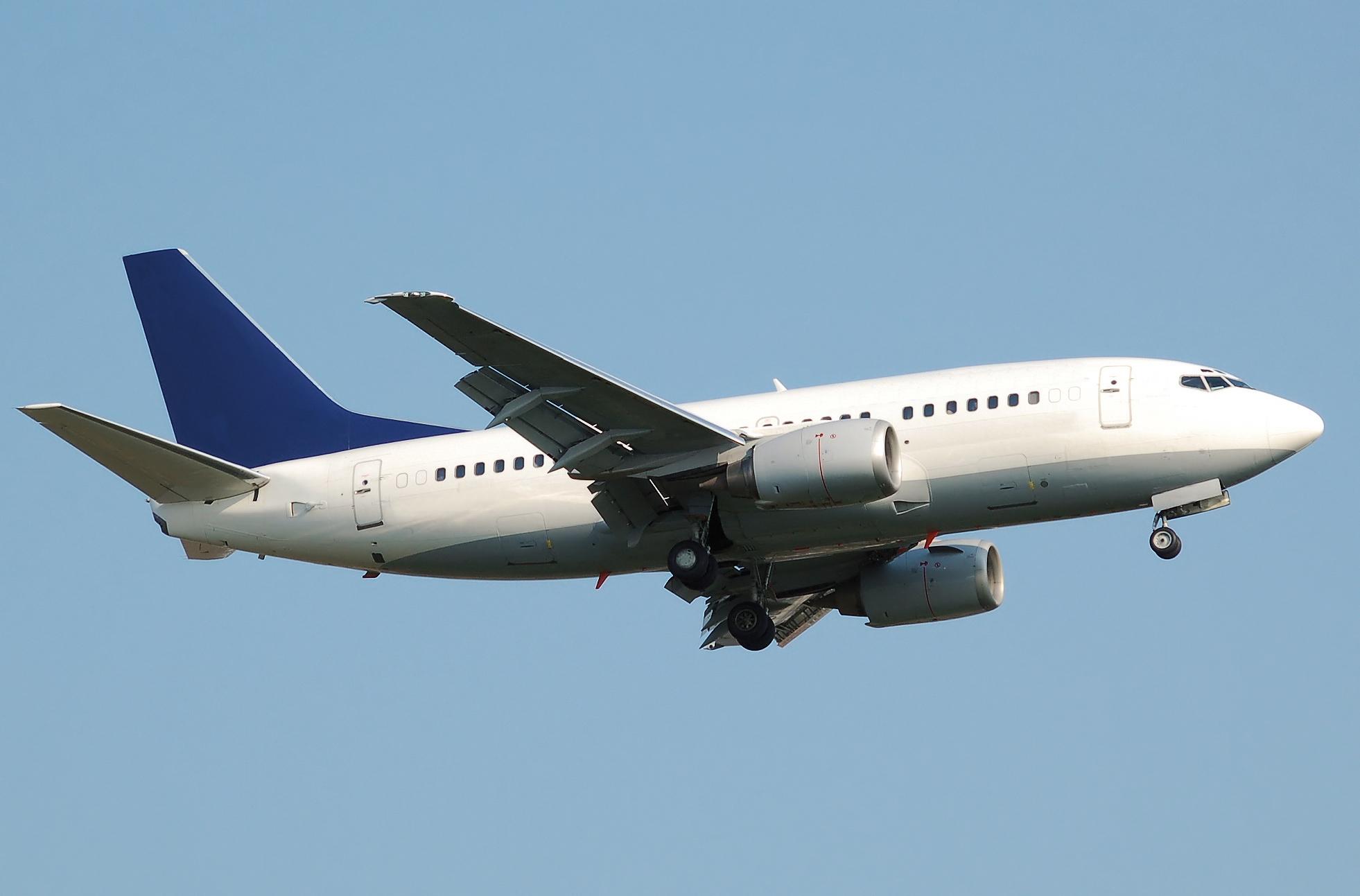 Airplane flight manual b737