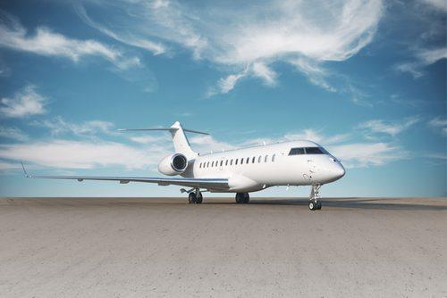 Bombardier Challenger 800
