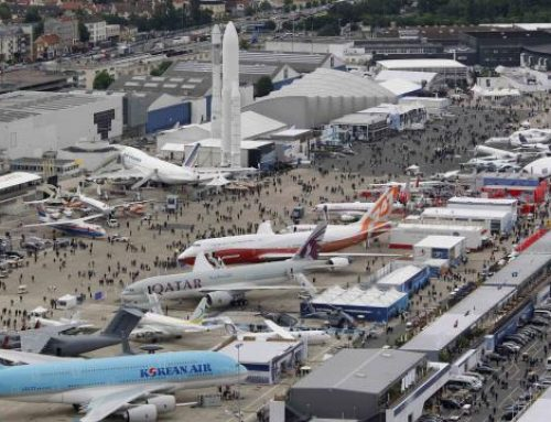 The International Space and Air Show