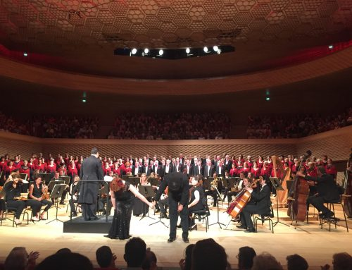 Artheau Aviation Supports UNESCO's International Choir and Philharmonic Orchestra
