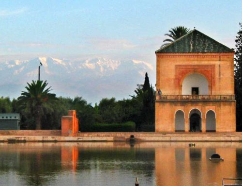 Marrakech, a major destination of the MICE industry at 3hours flight from Paris