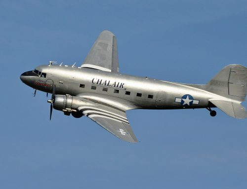 A symbol of freedom, security, and of the Heroes it has carried, meet the Douglas DC-3