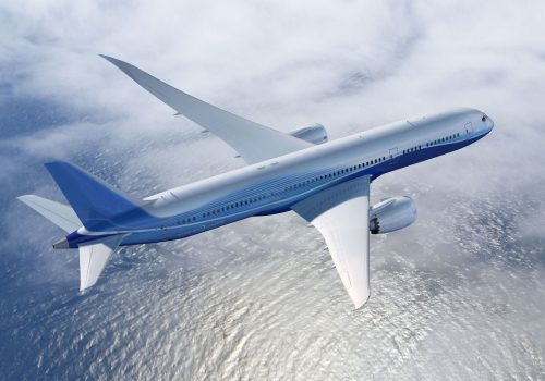 787-9 Boeing Dreamliner Artwork K64937-01
