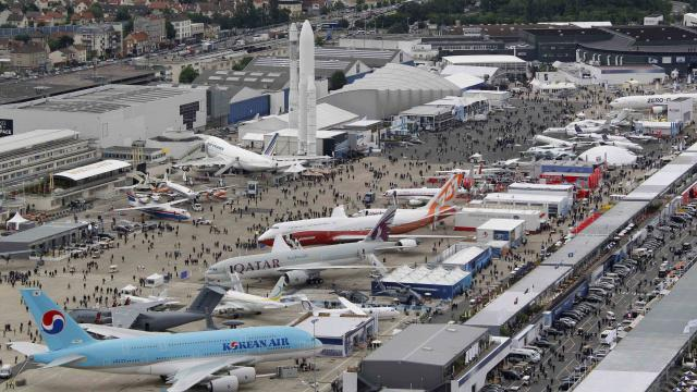 salon a ronautique du bourget 2014