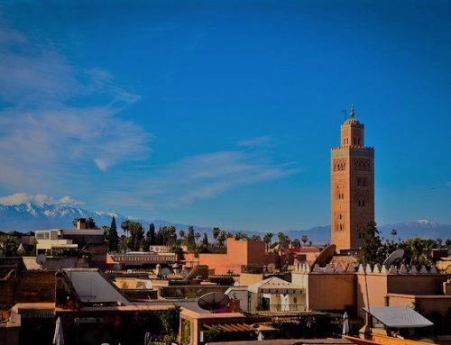 Marrakech, un incontournable du MICE à 3h de vol de Paris