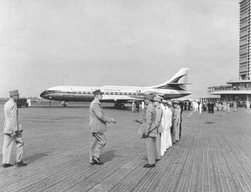 Age d'or Artheau Aviation : La Caravelle