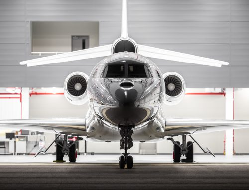 Avions Artheau Aviation:  FALCON 8X