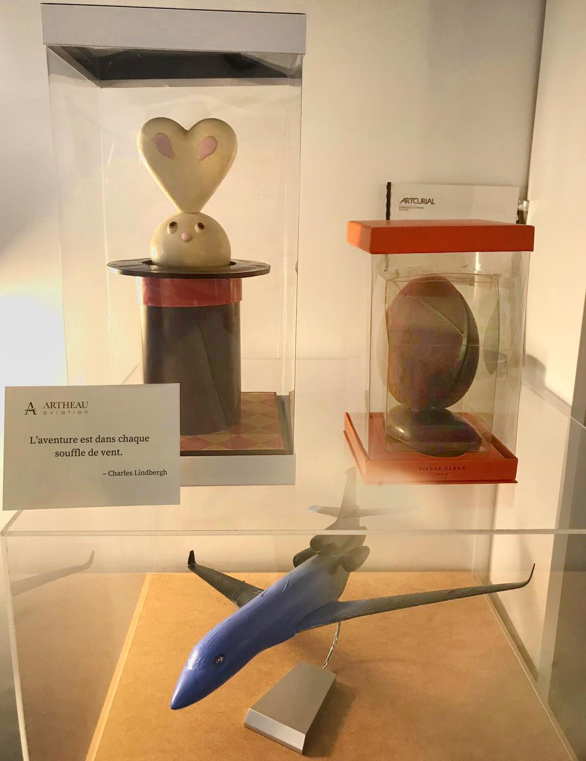 Artheau Aviation offre des chocolats pour Pâques à ses clients