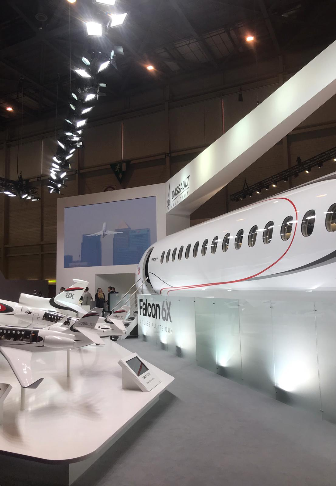 Artheau Aviation à l'Ebace 2019