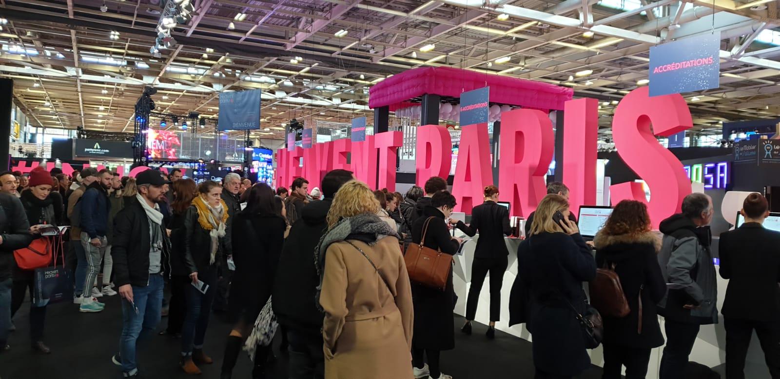 En direct de Heavent Paris : trouver des idées innovantes pour les évènements de vos clients