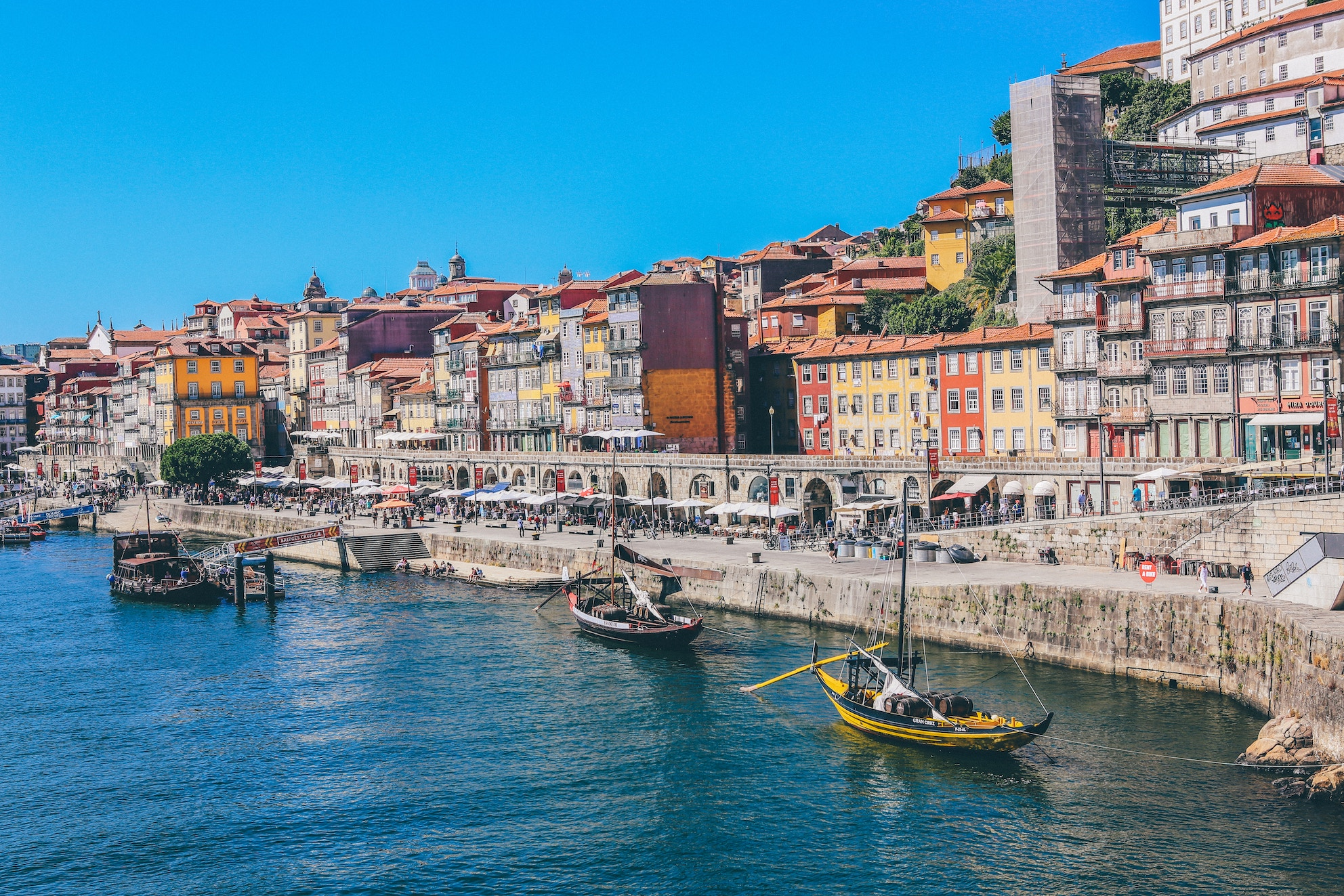 Partez avec nous à Porto !
