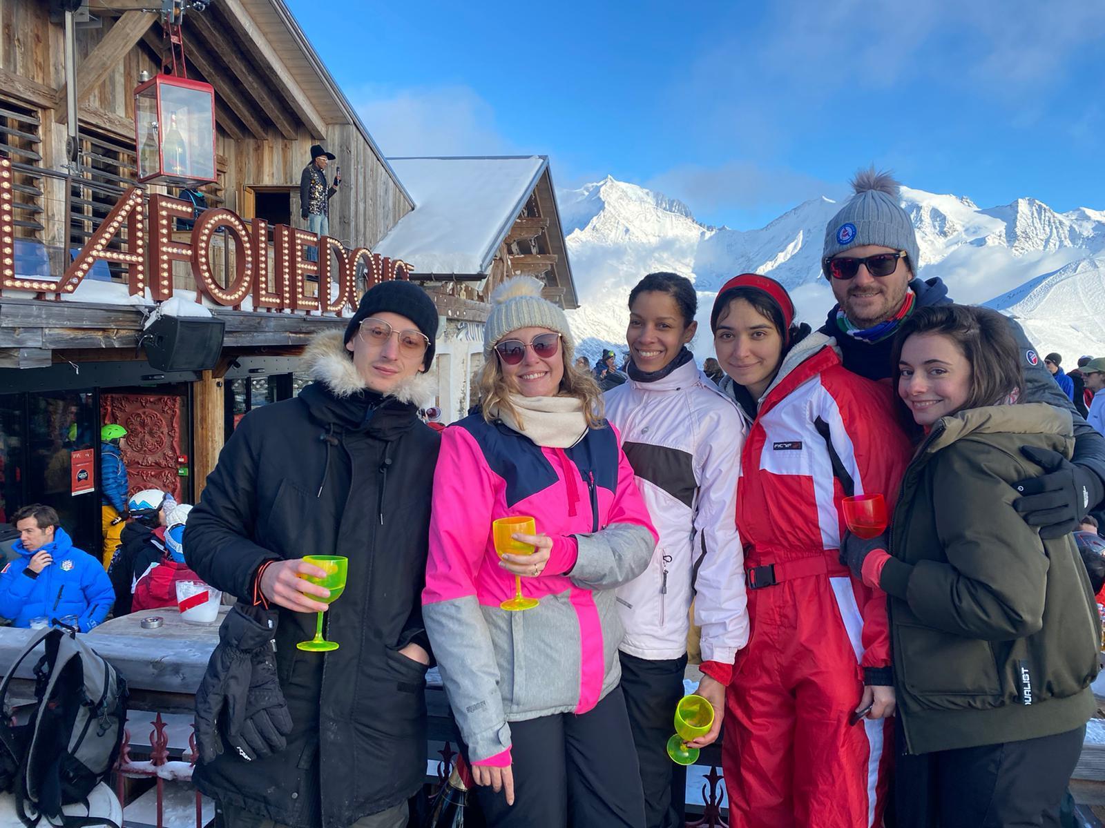 Direction Saint-Gervais : ski, spa et raclette pour notre séminaire d'Hiver !