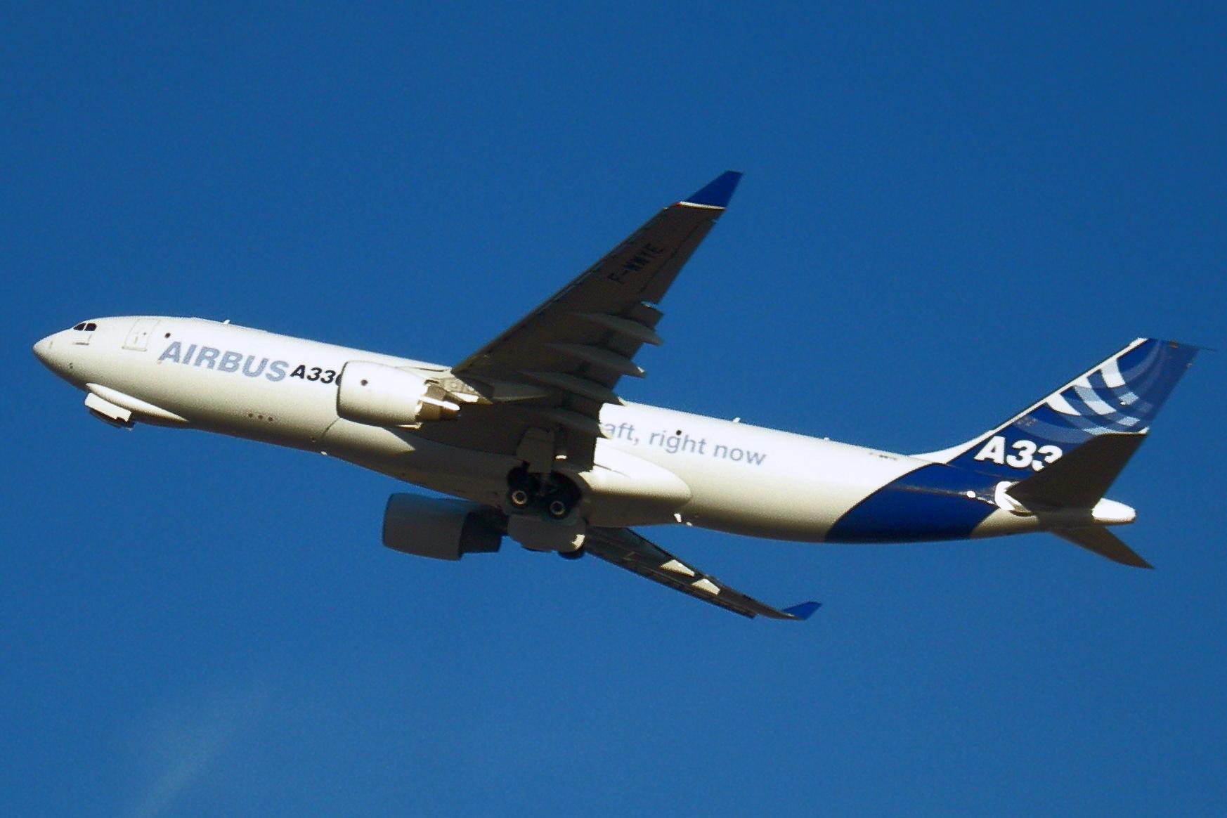 Airbus et son A330-200 F