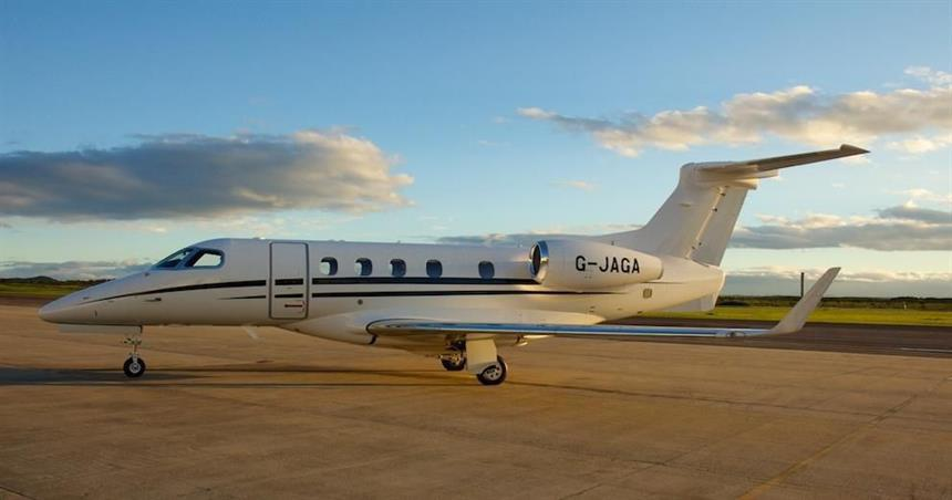 "Le Phenom 300 de ""Embraer"" : un best sellers  pour l'aviation d'affaires"