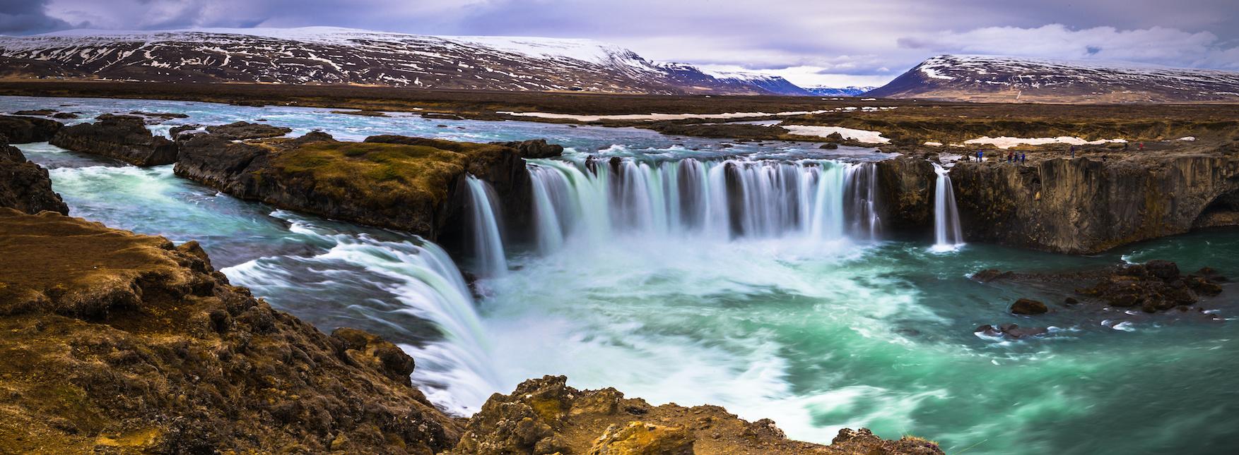 Destination Islande !