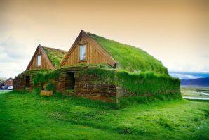 Ferme traditionnelle, Islande 1