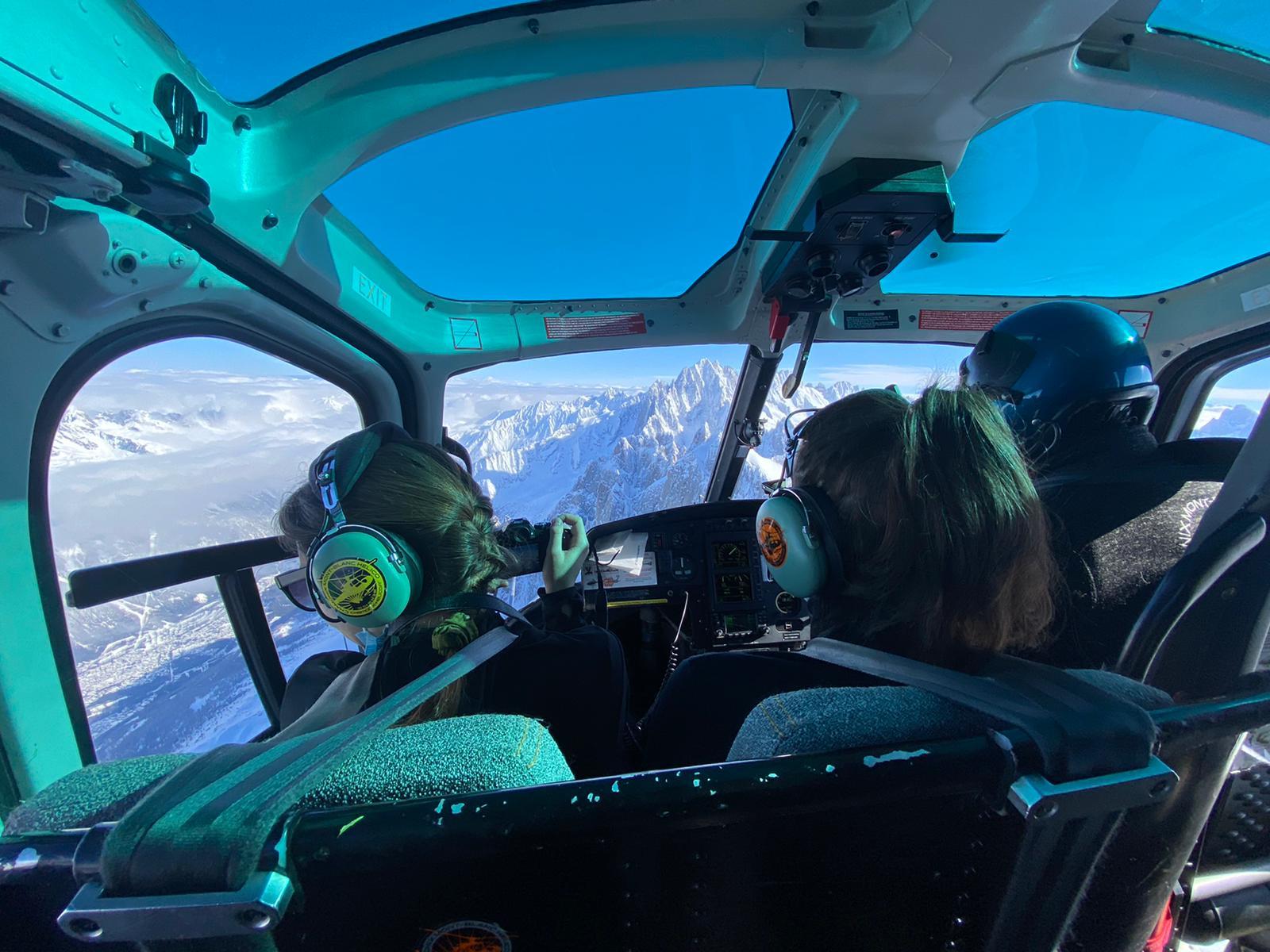 Retour sur une semaine rythmée à Chamonix pour notre séminaire d'hiver 2021